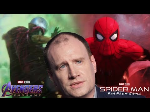 KEVIN FEIGE Shares MAJOR NEWS About How Endgame Ties Into Far From Home Mp3