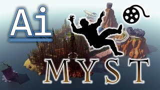 Myst TV Show & New Game Coming Soon