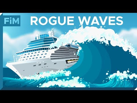 How Dangerous Can Ocean Waves Get? Wave Comparison