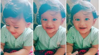 CUTE FUNNY BABAY II MUSICALLY CUTE BABY ll BABY MOMENTS