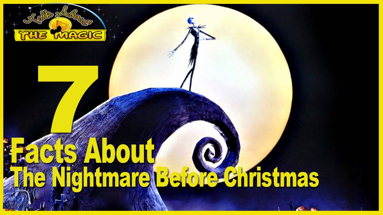 Seven Facts about The Nightmare Before Christmas | Walt Disney ...