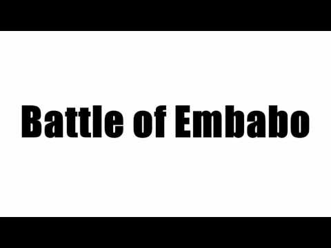 Battle of Embabo