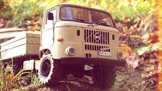 RC Truck IFA W50LA Autumn 2015