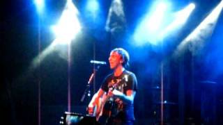 Remembering Sunday - All Time Low @ Debaser Medis, Stockholm August 16th 2010