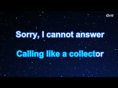 Telephone ft. Beyonce - Lady Gaga Karaoke【No Guide Melody】