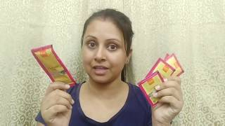 VLCC Fruit facial kit demo step by step facial at home Kaur tips
