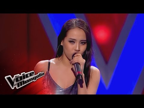 "Margad.G - ""Bad Romance"" - Blind Audition - The Voice of Mongolia 2018"
