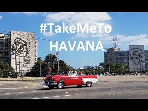 #TakeMeTo Cuba (2) Havana - Travel Wanderlust (Feb 2017)