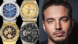 J Balvin Watch Collection - Rated from 1 to 10!