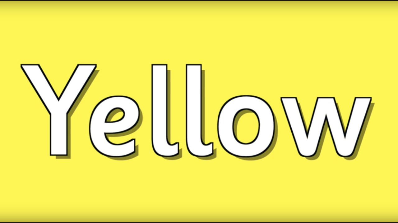 yellow is the color of the day childrens song learn colors counting by patty shukla youtube - Pictures Of The Color Yellow