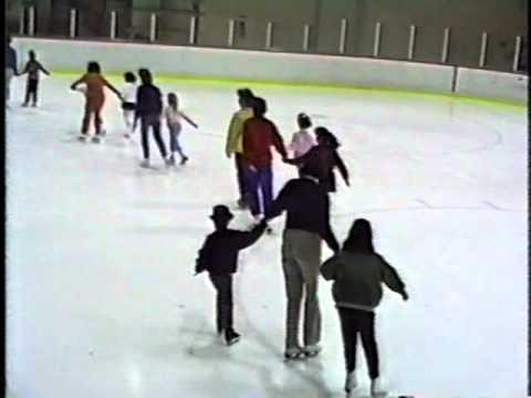 Arcade Birthday Party and Ice Skating