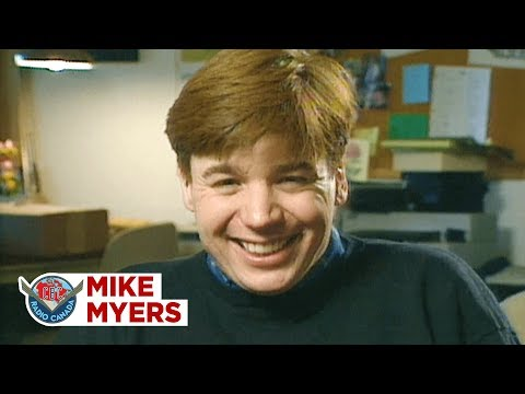 How Mike Myers Came up with Wayne Campbell and Wayne's World, 1990