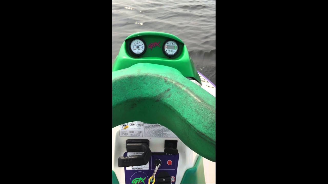 1995 SeaDoo GTX issue