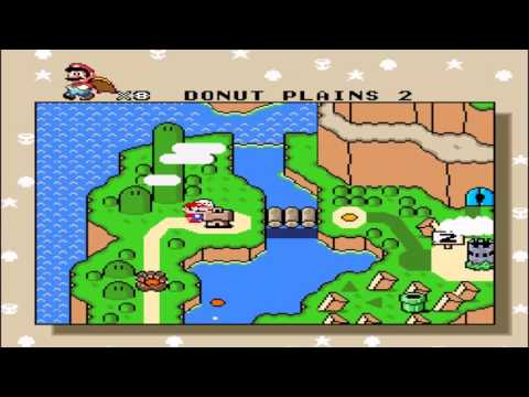 Super Mario World Tips for Super Nintendo (SNES) 1UPs Save at any point of the game