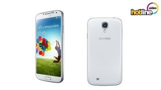 samsung galaxy s4  Видео обзор Samsung Galaxy S4 I9500