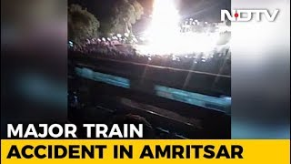 Amritsar Train Accident - Full Coverage
