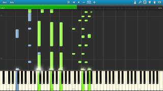 Deck The Halls Christmas Piano Tutorial Synthesia