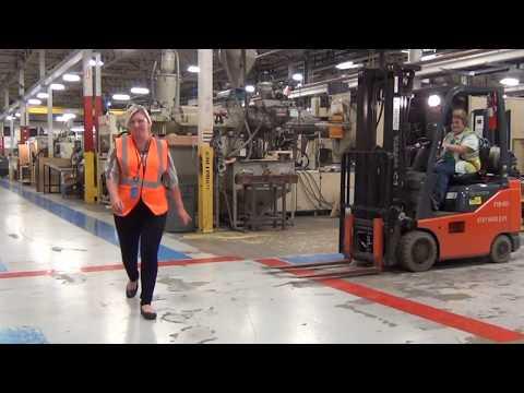 US Farathane Port Huron Safety Video