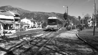 Wedding trailer clip στα Καλάβρυτα και τον οδοντωτό  σιδηρόδρομο
