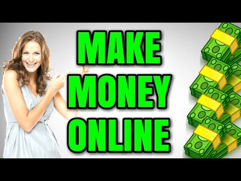 How To Make Money Fast Online 2017 working from home | A Beginner's Guide | Make $1000 Fast