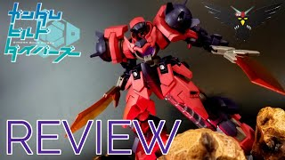Gambar cover HGBD 1/144 Ogre GN-X Review