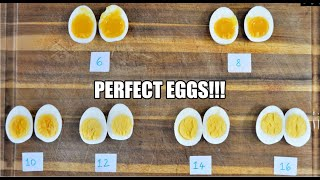 How to make tнe perfect boiled egg | Hard boiled and Soft boiled