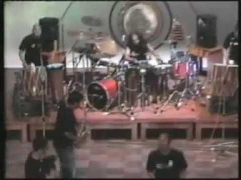 INNISISRI FEAT. ETNO ENSAMBLE @ FORUM MUSIK KONTEMPORER - INDONESIAN PERCUSSION WORLD MUSIC