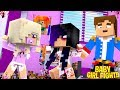 LITTLE DONNY'S BABY DAUGHTER'S FIGHT FOR HIS LOVE!! Minecraft - MY SECRET LIFE