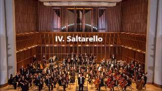 "Symphony No. 4, ""Italian"" by Felix Mendelssohn (Exerpts)"