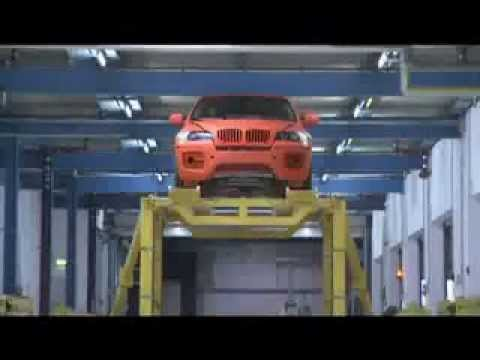 Bmw X6 Crash Test Youtube