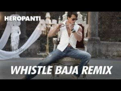 Whistle Baja(Special Remix)_Tiger Shroff_HD
