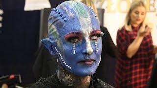 Mistrzostwa makijażu Złota Koniczyna w Olsztynie
