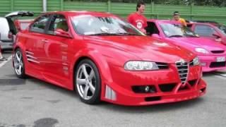 Alfa Romeo 156 Tuning style
