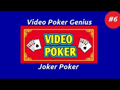 Video Poker Genius [Part 6] - Joker Poker