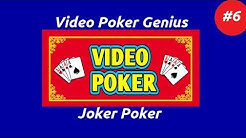 Video Poker Genius [Part 6] - Joker Poker