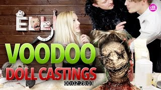 Lost files: The Voodoo Doll Castings