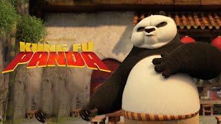 Swallowed A Gong | NEW KUNG FU PANDA