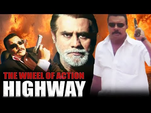 The Wheel of Action Highway | Full Movie | Hindi Dubbed Movie | Saikumar | Hindi Action Movie