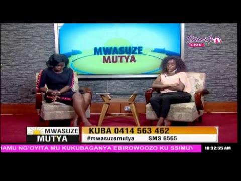 "Mwasuze Mutya: ""NNALI  NFUDDE"" Avuddeyo okwogerako eri abavubuka"