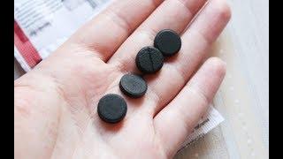 Как правильно принимать уголь при отравлениях