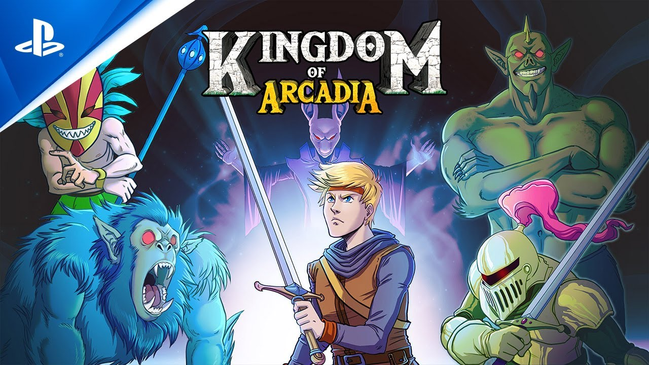 Kingdom of Arcadia - Launch Trailer | PS5, PS4