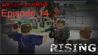 Roblox-Apocalypse Rising Episode 14: Fixing a Car