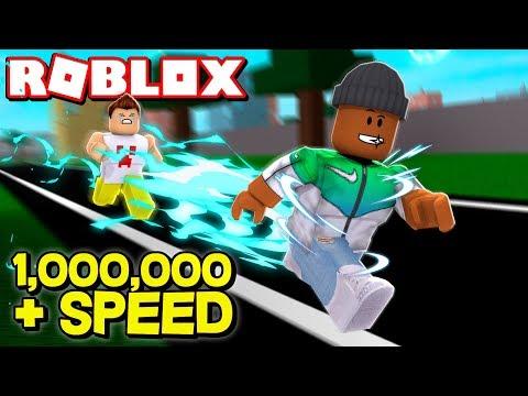 1,000,000 SPEED!! | Roblox Speed Simulator...