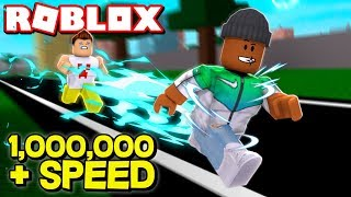 1,000,000 SPEED!! | Roblox Speed Simulator 2