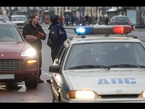 Что делать, если инспектор ГИБДД задерживает вас за неоплаченный ранее штраф?