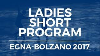 Nana ARAKI JPN Ladies Short Program EGNA-NEUMARKT 2017