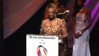 We Live And Remember In Color/Rev. Alfreda Shaw-Jackson