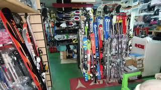 굿스키 국내 유일 중고 스키 스노우보드 창고형매장
