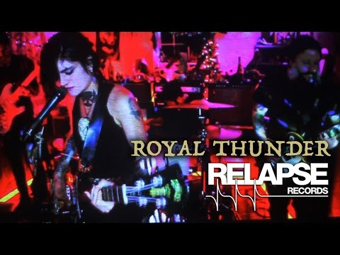 "ROYAL THUNDER - ""Time Machine"" (Official Music Video)"