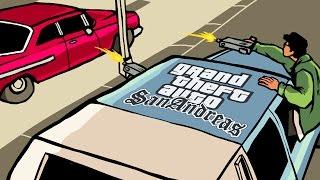 GTA SAN ANDREAS - Carl Johnson do FUTURO! #2